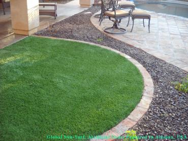 Artificial Grass Butler, Wisconsin Landscape Rock, Front Yard Design artificial grass