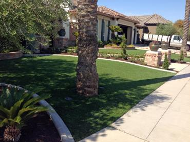 Artificial Grass Photos: Artificial Grass Carpet Waldo, Wisconsin Paver Patio, Landscaping Ideas For Front Yard
