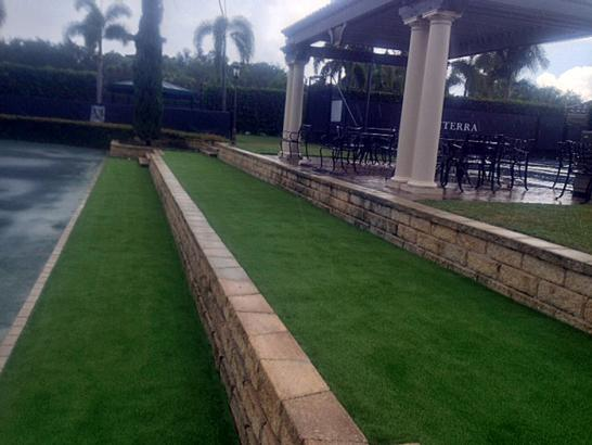 Artificial Grass Photos: Artificial Grass Carpet Waubeka, Wisconsin Landscape Ideas, Commercial Landscape