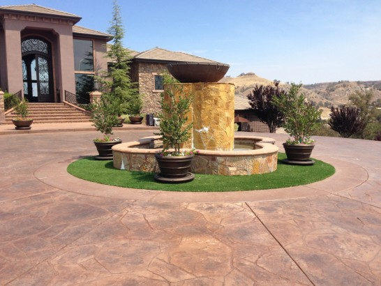 Artificial Grass Photos: Artificial Grass Installation Montello, Wisconsin, Front Yard Landscape Ideas