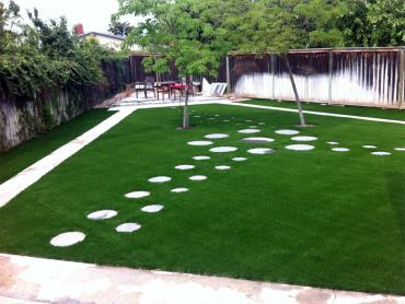 Artificial Lawn Johnson Creek, Wisconsin City Landscape, Backyard Garden Ideas artificial grass