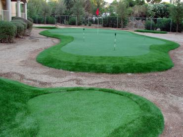 Artificial Turf Cedarburg, Wisconsin How To Build A Putting Green, Beautiful Backyards artificial grass