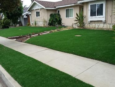 Artificial Grass Photos: Artificial Turf Installation Montfort, Wisconsin Home And Garden, Front Yard Landscaping Ideas