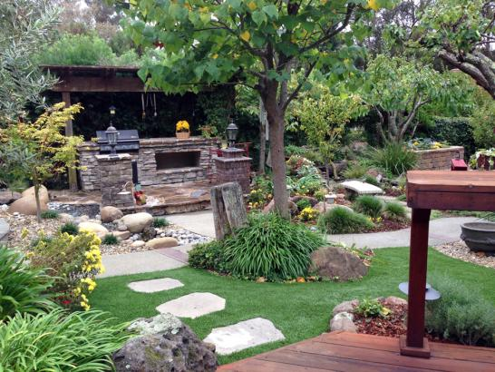 Artificial Grass Photos: Fake Turf Big Bend, Wisconsin Landscape Design, Small Backyard Ideas
