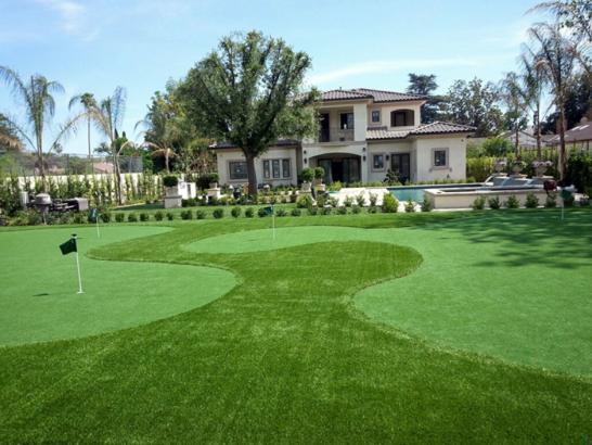 Artificial Grass Photos: Grass Installation Hebron, Wisconsin Home And Garden, Front Yard Design
