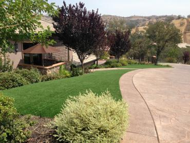 Artificial Grass Photos: Grass Installation Rosendale, Wisconsin Backyard Playground, Front Yard Design