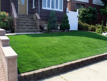 Artificial Grass Photos: How To Install Artificial Grass Butte des Morts, Wisconsin Garden Ideas, Front Yard Design