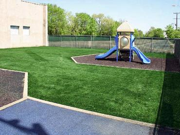 Artificial Grass Photos: Installing Artificial Grass Caroline, Wisconsin Playground Flooring, Commercial Landscape