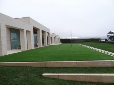 Artificial Grass Photos: Synthetic Grass New Berlin, Wisconsin Paver Patio, Commercial Landscape