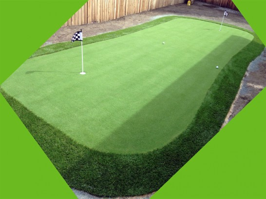Artificial Grass Photos: Synthetic Lawn Neshkoro, Wisconsin Putting Green Carpet
