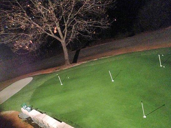 Artificial Grass Photos: Synthetic Turf Richfield, Wisconsin Office Putting Green, Backyard Designs