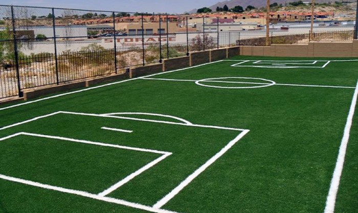 Sports Fields Synthetic Grass in Milwaukee and Wisconsin